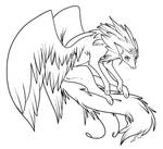 Winged Wolf Lines