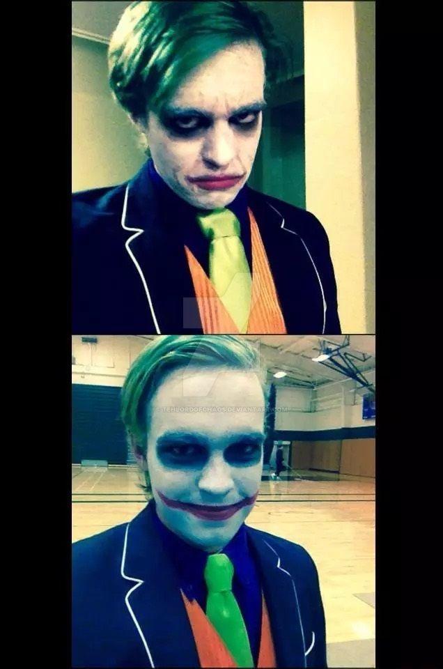 Joker by TehLordofChaos