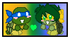Yellow and Blue Make Green by nichan
