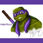 Lovable Tech Geek - Donatello