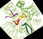 TMNT - Relaxing - WIP
