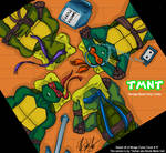 TMNT - Relaxation - Colored