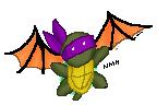 Batty Donatello by nichan