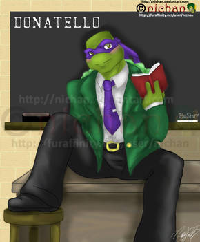 TMNT-U - Donatello