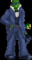 Moulin Mutant Patron - Leo