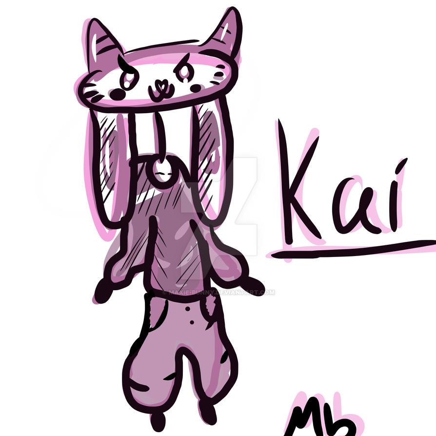 Kai#3 by Maxie-Bunny