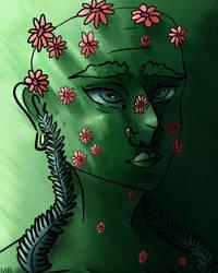 Flower Boy by Maxie-Bunny