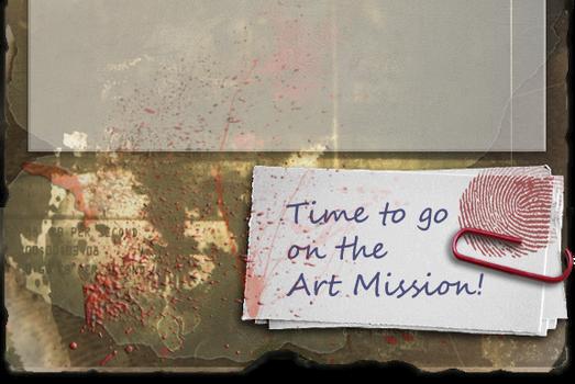 Art Mission Survivor Footer I