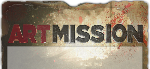 Art Mission Survivor Header