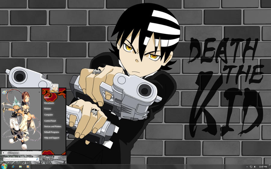 soul eater theme for - photo #3
