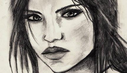 Lara Croft - work in progress - TR2013 by Sara-Croft