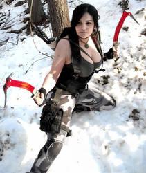 Lara Croft Rise of the Tomb Raider: Commando 6 by Sara-Croft