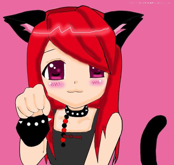 Kawaii Anime Neko Girl By GasaiSan On DeviantArt