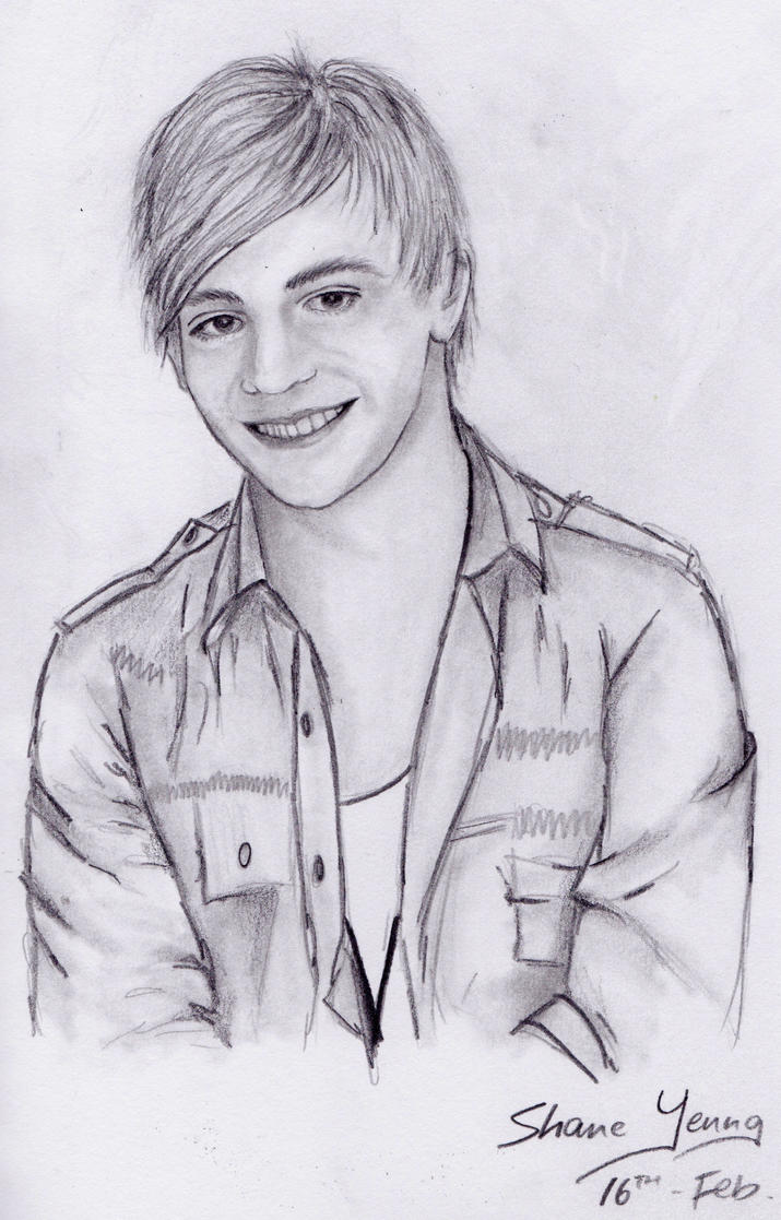 ross lynch coloring pages - photo#1