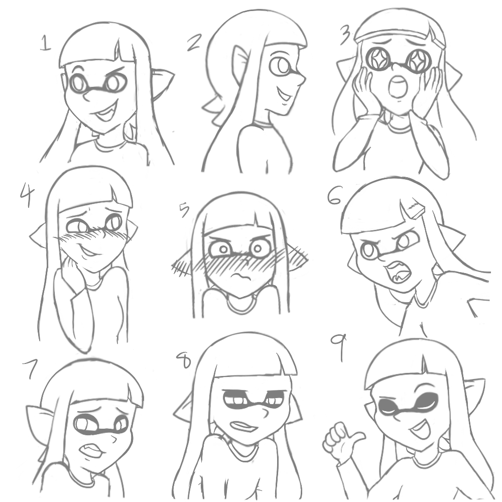Expressions by edo67