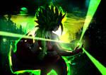 Legendary Super Saiyan Kale