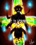 WELCOME TO WEIRDMAGEDDON