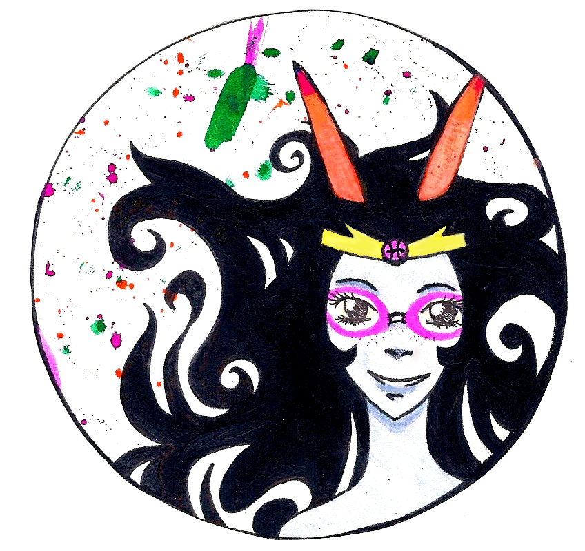 Feferi by gracelessblue