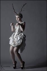 Deer Lady II