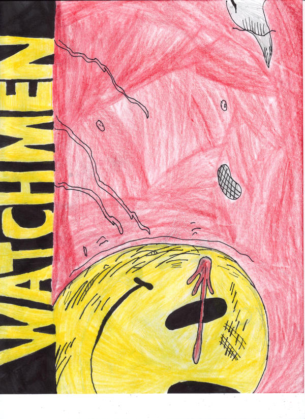 Watchmen by Bludgeon589