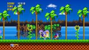 Sonic 1 HD: Green Hill Zone