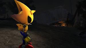WIP Super Metal Sonic