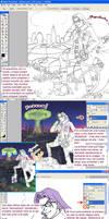 Coloreado digital avanzado by TutosEnCastellano