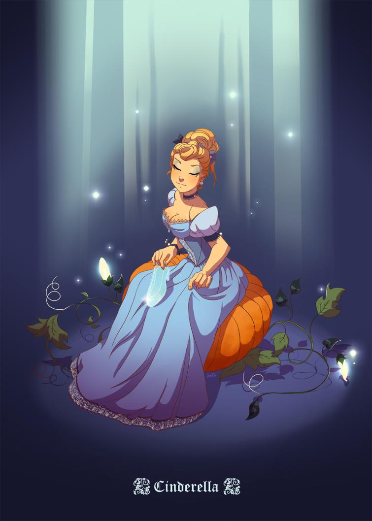 Cinderella by Ibealia