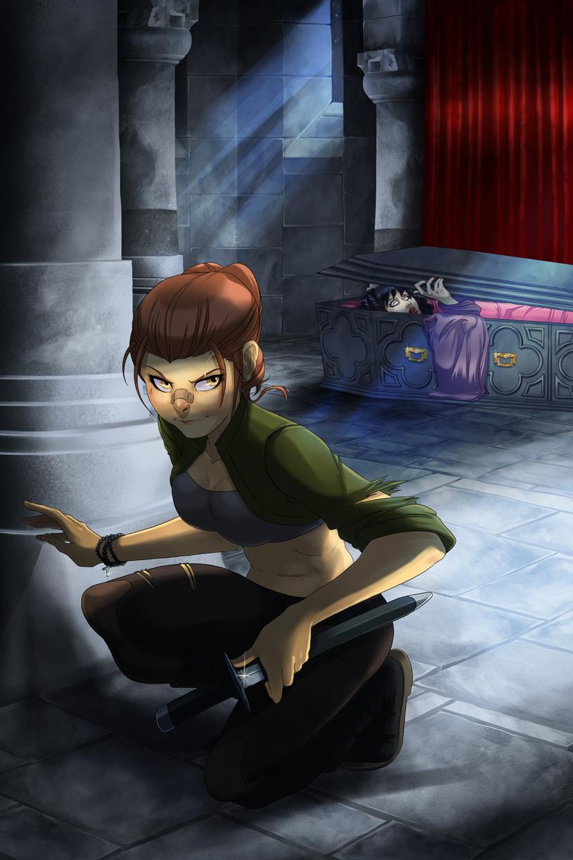 VampirHella by Ibealia