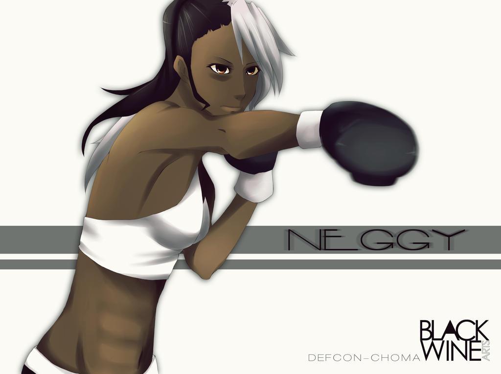 Neggy's first attire By Defcon Choma by MasterSaruwatari