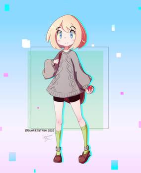 [GIFT] Pokemon Trainer Claire