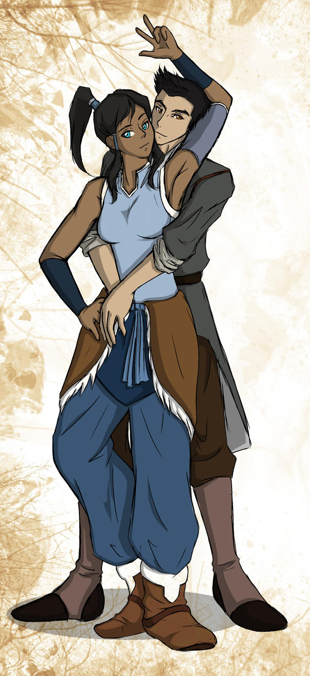 My First Makorra by LadyxAolani on DeviantArt