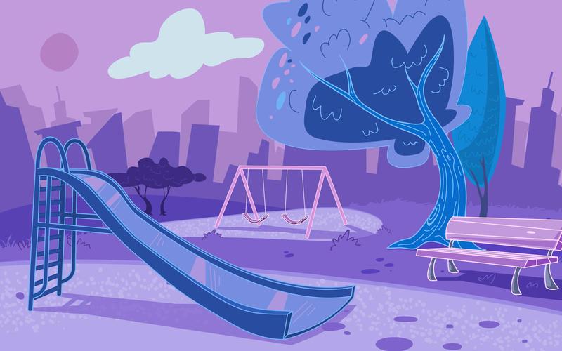 Park Background by kellistrator on DeviantArt