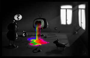 Black and Colours - Room by etwoo