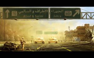 Highway Patrol by etwoo