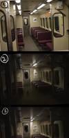 Flooded subway - Murder WIP