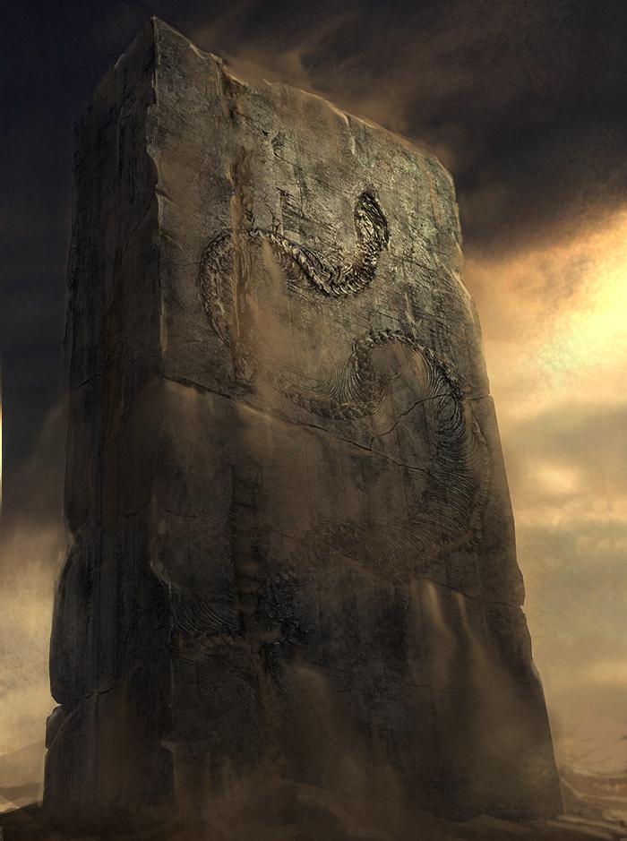 Snake monolit by etwoo