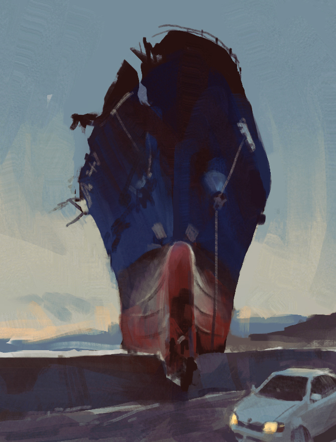 Ship study3 by etwoo