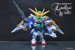 Gundam Wing SD by louie1105