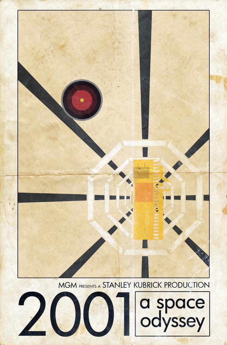 2001 Poster by NoxinOen