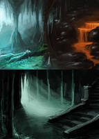 another 2 environments by puppeli