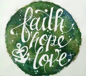 Faith Hope Love by gintoki6-16