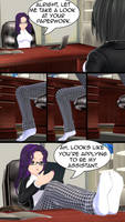 Chisato's Temptation - Page 03 by tehfogo