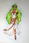 Lady Palutena fanart