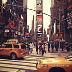 New York City by DarkSaiF