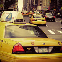 New York dream by DarkSaiF