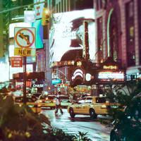 New York - Good night NY by DarkSaiF
