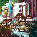 New York - Good night NY