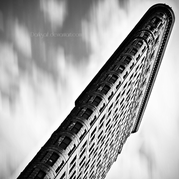 New York - Flatiron by DarkSaiF