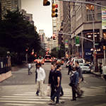 New York - City life